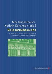 De la zarzuela al cine