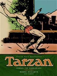 Tarzan - Versus the Barbarians (Vol. 2)