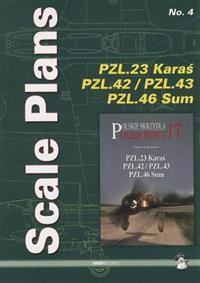 Scale Plans Pzl.23 Kara