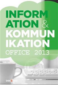 Information och kommunikation Office 2013