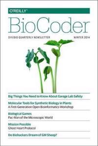 Biocoder, Winter 2014