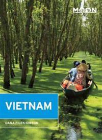 Moon Vietnam (First Edition)