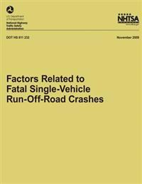 Factors Related to Fatal Single-Vehicle Run-Off-Road Crashes