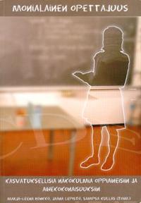 Monialainen opettajuus