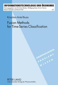 Fusion Methods for Time-Series Classification