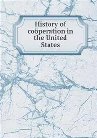 History of Cooperation in the United States