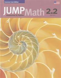 Jump Math AP Book 2.2: Us Common Core Edition