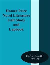 Homer Price Novel Literature Unit Study and Lapbook