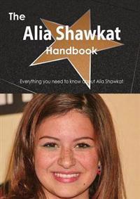 The Alia Shawkat Handbook