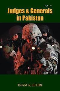 Judges & Generals in Pakistan