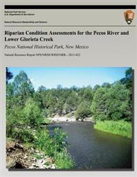 Riparian Condition Assessments for the Pecos River and Lower Glorieta Creek: Pecos National Historical Park, New Mexico