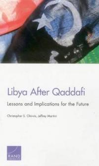 Libya After Qaddafi