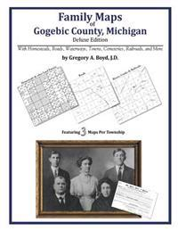 Family Maps of Gogebic County, Michigan
