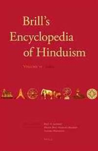 Brill's Encyclopedia of Hinduism. Volume Six: Indices