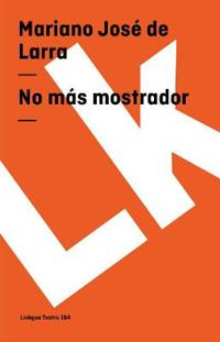 No mas mostrador / No More Counter