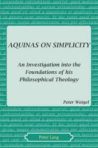 Aquinas on Simplicity