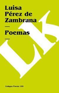 Poemas de Luisa Perez de Zambrana