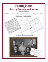 Family Maps of Searcy County, Arkansas