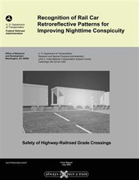 Recognition of Rail Car Retroreflective Patterns for Improving Nighttime Conspicuity