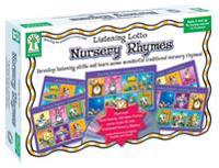 Listening Lotto: Nursery Rhymes: Develop Listening Skills and Learn Some Wonderful Traditional Nursery Rhymes