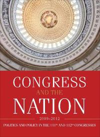 Congress and the Nation 2009-2012