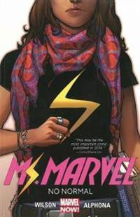 Ms. Marvel 1