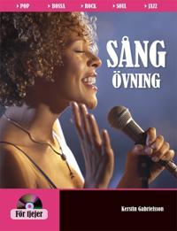 Sångövning Tjejer inkl 2 CD