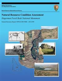 Natural Resource Condition Assessment: Hagerman Fossil Beds National Monument: Natural Resource Report Nps/Ucbn/Nrr?2012/599