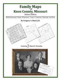 Family Maps of Knox County, Missouri