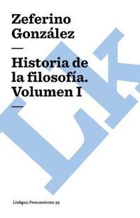Historia de La Filosofia. I