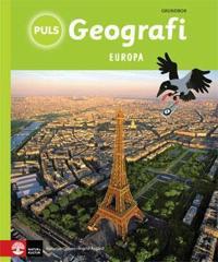PULS Geografi 4-6 Europa Grundbok, tredje upplagan