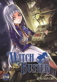 Witch Buster 13-14