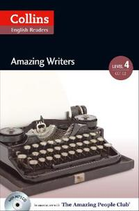 Collins ELT Readers: Amazing Writers (Level 4)