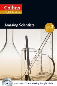 Collins ELT Readers -- Amazing Scientists (Level 3)