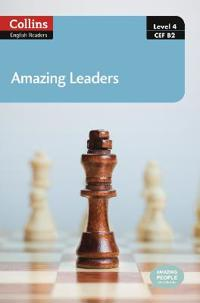 Amazing Leaders [With MP3]