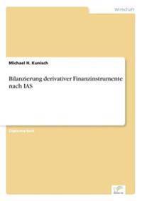 Bilanzierung Derivativer Finanzinstrumente Nach IAS