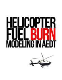 Helicopter Fuel Burn Modeling in Aedt