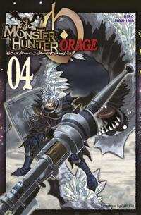 Monster Hunter Orage 4