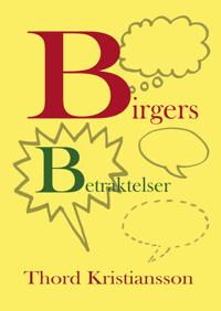 Birgers betraktelser