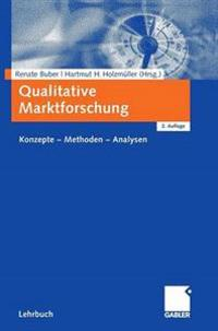 Qualitative Marktfurschung