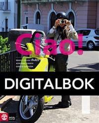 Ciao 1 Allt-i-ett-bok Digital