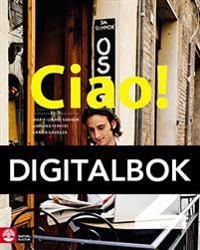 Ciao 2 Allt-i-ett-bok Digital