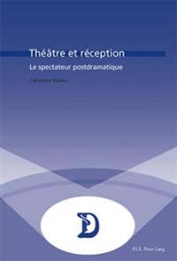 Theatre Et Reception: Le Spectateur Postdramatique