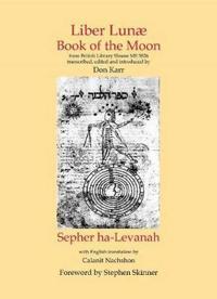 Liber LunaeSepher Ha-Levanah