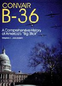 Convair B-36:
