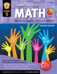 Common Core Math Grade 5: Activities That Captivate, Motivate, & Reinforce