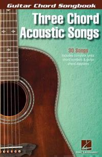 Three Chord Acoustic Songs