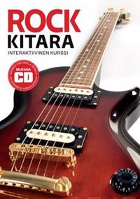Rock-kitara (+cd)