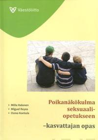 Poikanäkökulma seksuaaliopetukseen