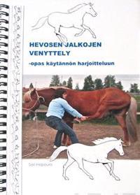 Hevosen jalkojen venyttely